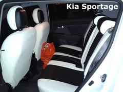 Чехлы на Kia Sportage 2010–2015 г.в.