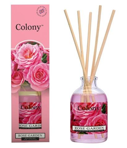 Ароматический диффузор Wax Lyrical Colony Розовый сад