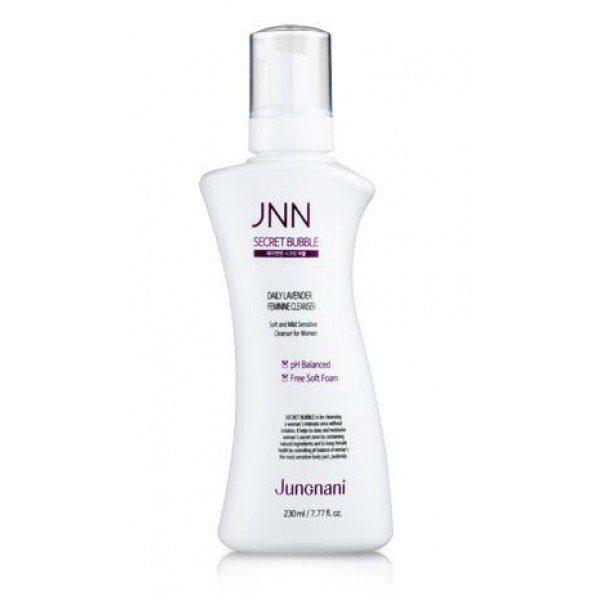 JUNGNANI Пенка для интимной гигиены  Jungnani Jnn Secret Bubble Feminine Cleanser, 250 мл
