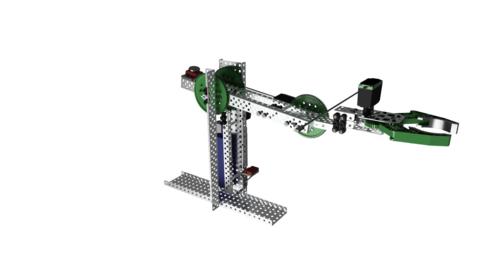 Набор для конструирования промышленных робототехнических систем