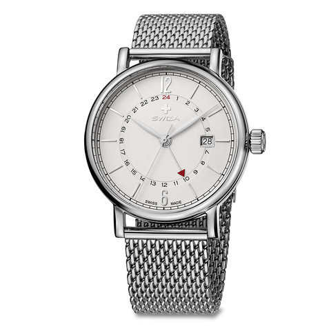 Часы SWIZA Alza GMT