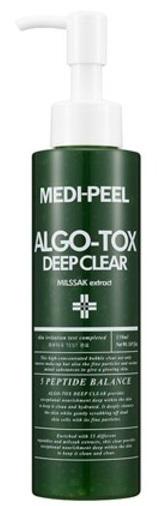 MEDI-PEEL Algo-Tox Deep Clear пенка для умывания 150мл