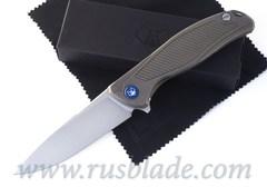 Shirogorov NEW F95R19 М390 Grill Brown MRBS 2019