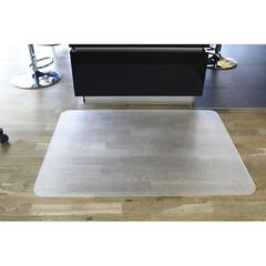 Коврик напольный для паркета/ламината шагрень (прямоугольный, поликарбонат, 1200x1500 мм)