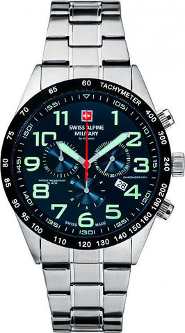 Наручные часы Swiss Alpine Military 7047.9135SAM
