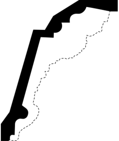 Карниз гибкий 1.50.280