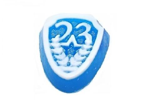 Мыльное ассорти/фигурное: 23 ФЕВРАЛЯ, 90 гр/шт