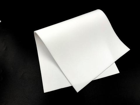 Бельевой поролон для купальников белый 3 мм