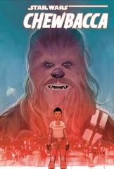 Комикс «Звездные войны. Чубакка»