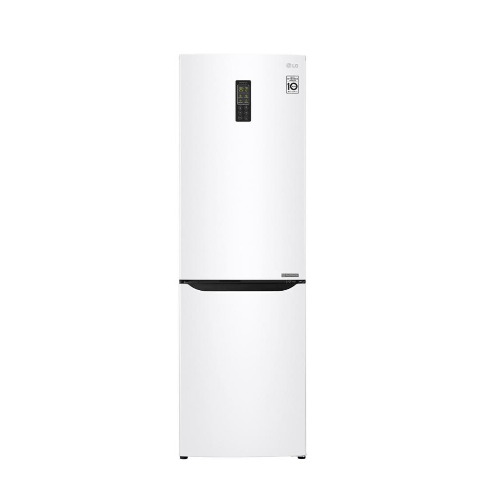 Холодильник LG с умным инверторным компрессором GA-B379SQUL фото