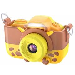 Детский цифровой фотоаппарат Жираф ZOO KIDS со вспышкой-2