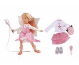 Kruselings. Кукла Вера Kruselings, 23 см с комплектом одежды и аксессуарами