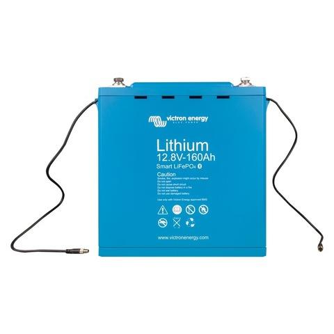 Аккумулятор для автодома VictronEnergy Lithium Smart 12,8V/160Ah