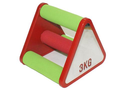 Упор для отжимания утяжеленный. Вес 3 кг. Продается в шт. 3J-3KG