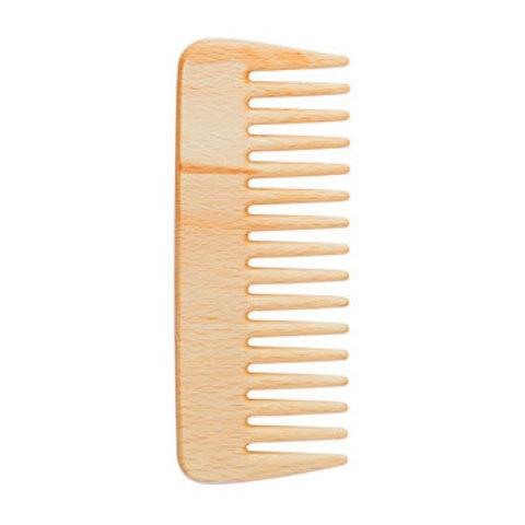 Деревянная расческа для кудрявых волос Forster's