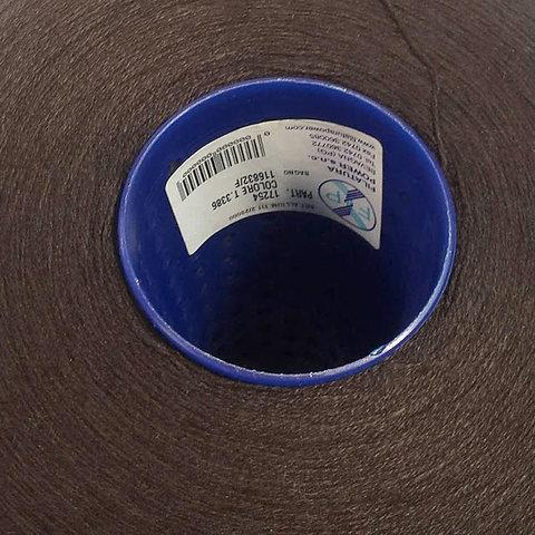 Смесовка с мериносом и кашемиром ALLIUM 2/28 горький шоколад