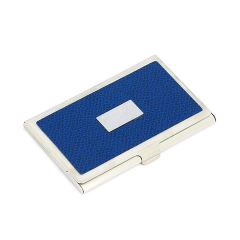 Визитница Pierre Cardin  (PC1139-B2B) синяя кожа