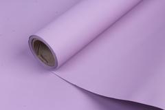 Матовая бумага (Н) 50см*10м 50мкр.сирень