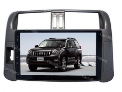 Головное устройство Toyota Prado 150 2010-2013 Android 9.0 модель CB3010T3 К