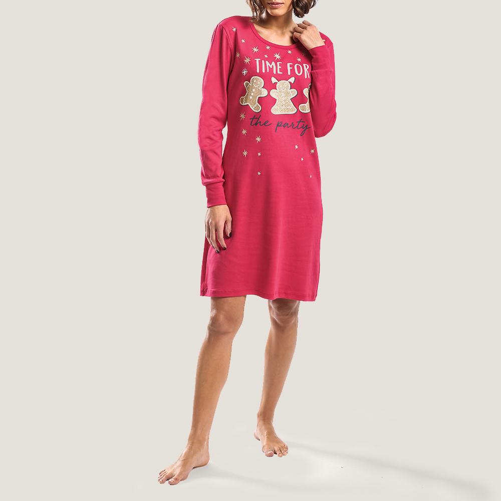 Женская ночная сорочка E19K-92X101