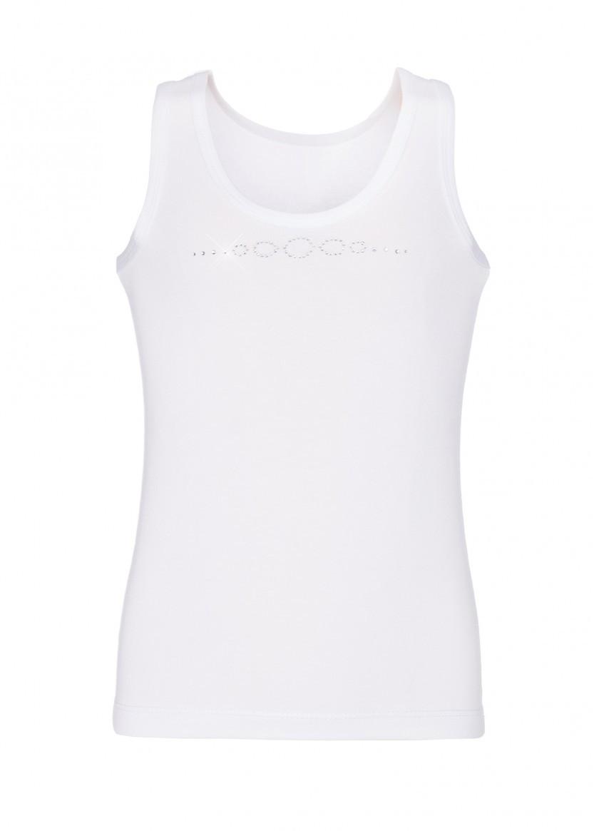 Майка LR-U-C-178234, цвет белый