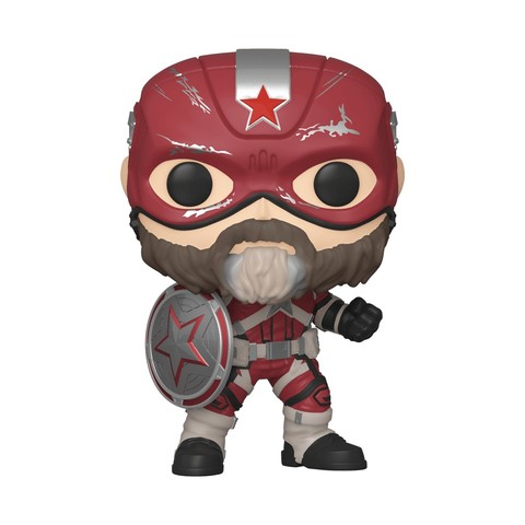 Фигурка Funko POP! Bobble: Marvel: Black Widow: Red Guardian 46686