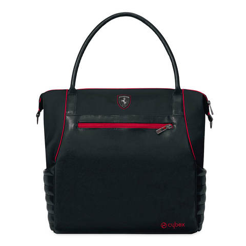 Сумка для коляски Cybex Priam Changing Bag Ferrari Victory Black