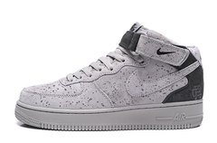 Nike Air Force 1 Mid 'Grey'