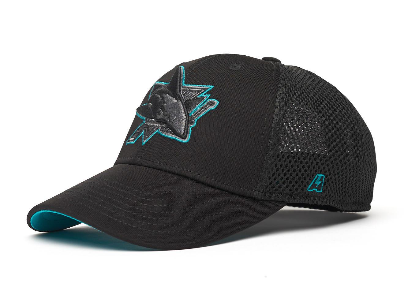 Бейсболка NHL San Jose Sharks (размер M/L)