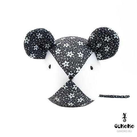 Подушка-игрушка «Мышь в доме тишь»-2