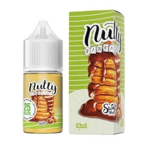 Sweet Shots Salt - Nutty Pancakes 30 мл