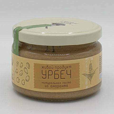 Урбеч из семян амаранта ЖИВОЙ ПРОДУКТ, 225 гр