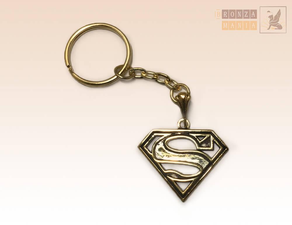 брелок Супермен (Superman)