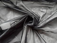 Корсетная сетка, черный, средней жесткости