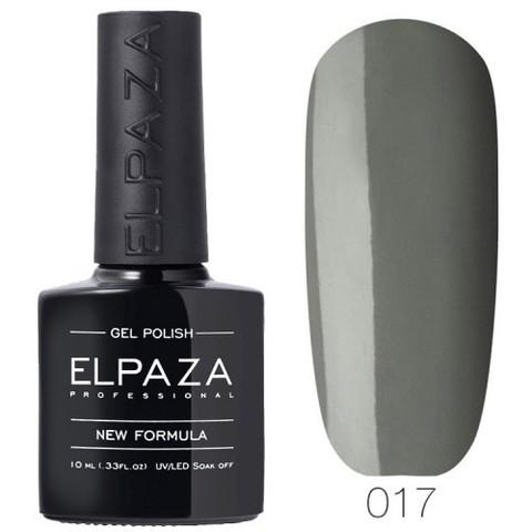 Гель лак Elpaza 017 Тёмная Византия