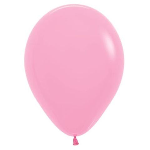 Шар Розовый, 30 см