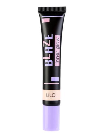LiLo Blaze inner glow Тональный крем тон 09