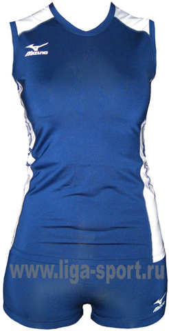 Форма волейбольная женская Mizuno Atlantic ZW59HV950/Z59RW950(14)