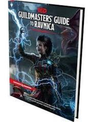 D&D Guildmaster's Guide to Ravnica RPG Book
