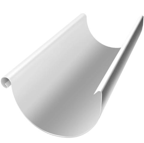 Желоб металлический Гранд Лайн 125х90х3000 мм алюцинк