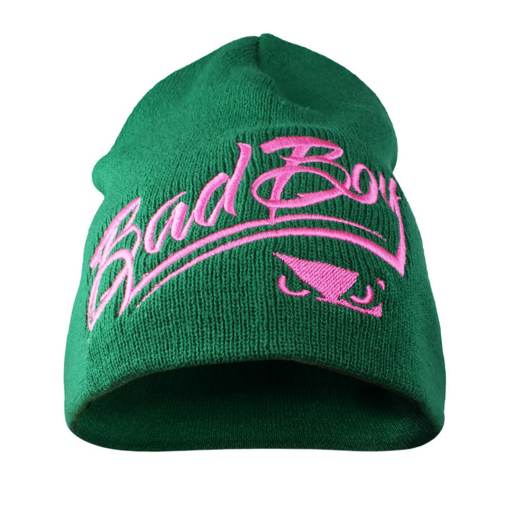 Шапки Шапка Bad Boy Embroidery Green 1.jpg