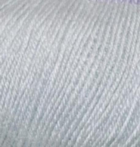 Пряжа Baby wool ( Alize) 52 Талая вода