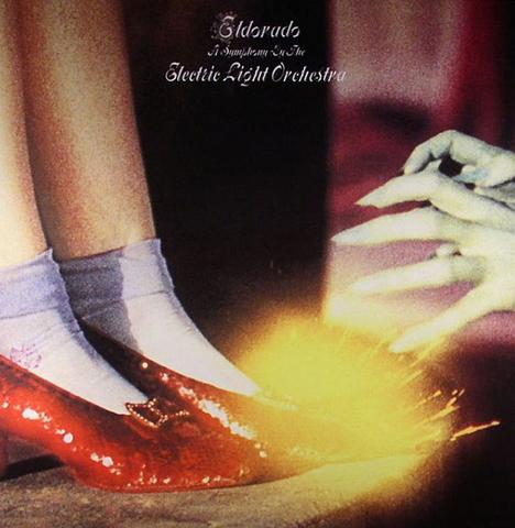 Виниловая пластинка. Electric Light Orchestra 
