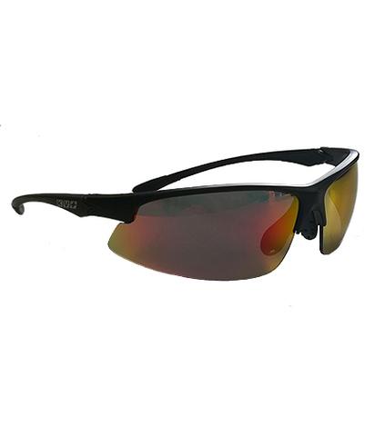 Спортивные очки KV+  VERTICAL CW56 радужные линзы