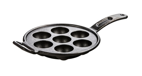 Чугунная сковорода-форма для кексов 7 ячеек, артикул P7A3