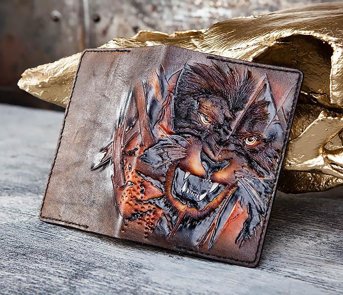 Boroda Design, Крутая обложка на паспорт со львом