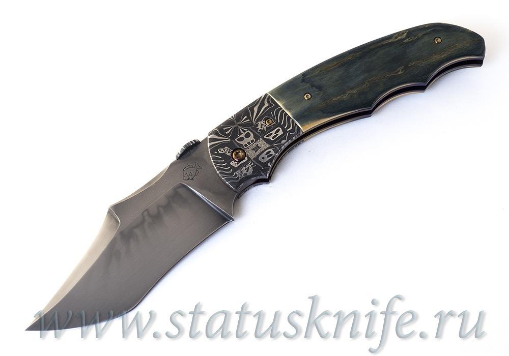 Нож Don Hanson Scary Tactical 2 Custom