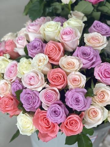 ყვავილების მიტანა თბილისში