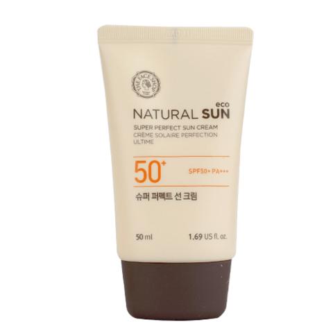 Солнцезащитное средство THE FACE SHOP Natural Eco Sun Super Perfect Sun Cream 80ml