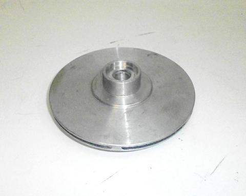 Крыльчатка помпы DDE PH50/ GHP50 вариант 1 / с местом под установку керамического сал (039070100700)